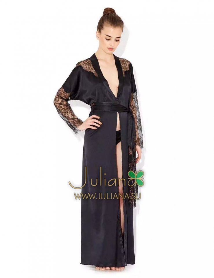 black silk robe - 736×956